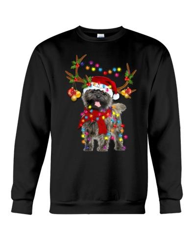 Cairn Terriers gorgeous reindeer