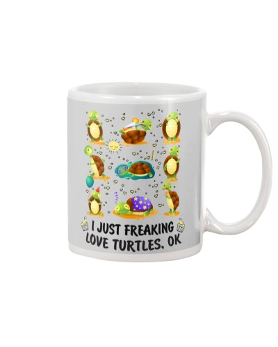 Turtle Freaking Love