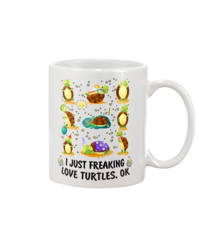 Turtle Freaking Love