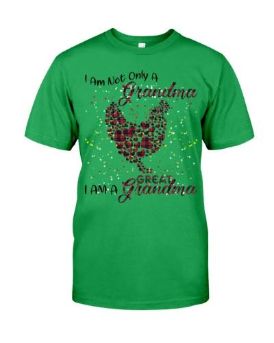 Chicken Great Grandma