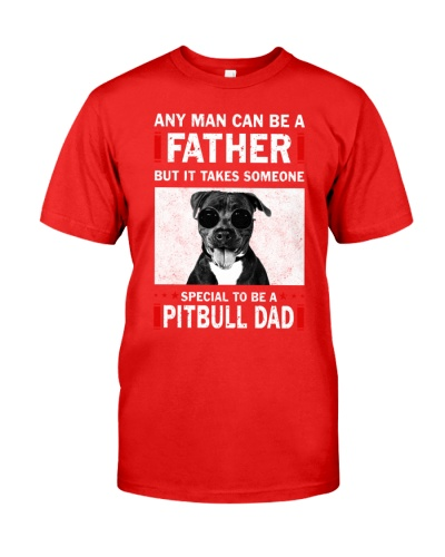Pitbull Can Be A Father