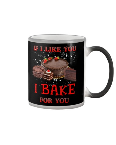 SHN If I like you I bake for you Baking