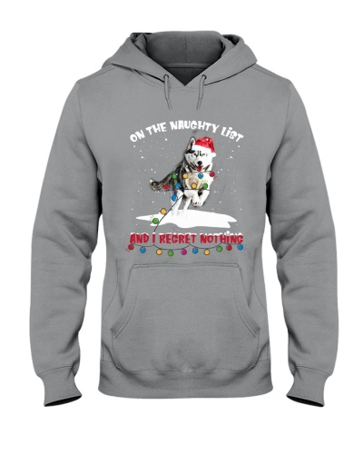 Siberian husky regret nothing