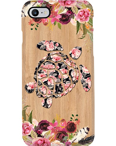 dt 8 case floral turtle 11420
