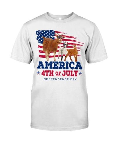Goat freedom shirt