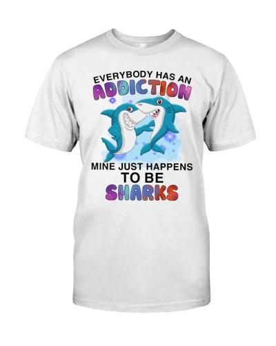 Shark an addiction