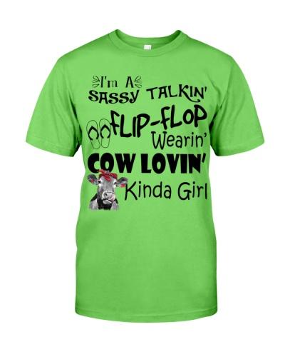 Cows Lovin Kinda Girl