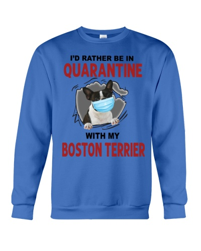 Ln boston terrier I would rather be