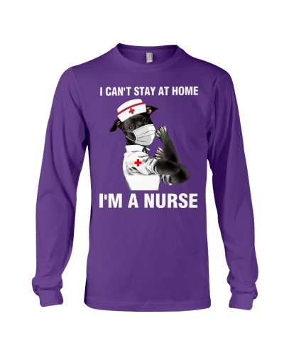 Pitbull is a nurse