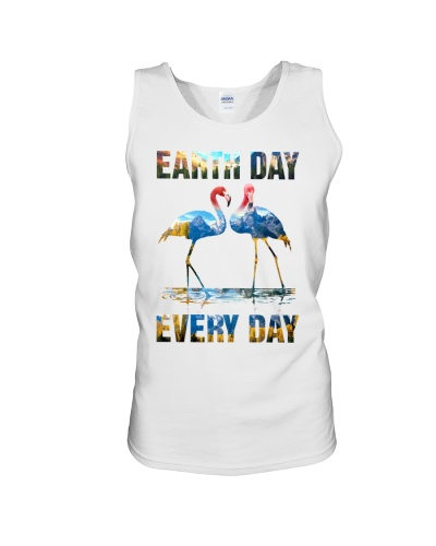 Ln flamingo earth day every day