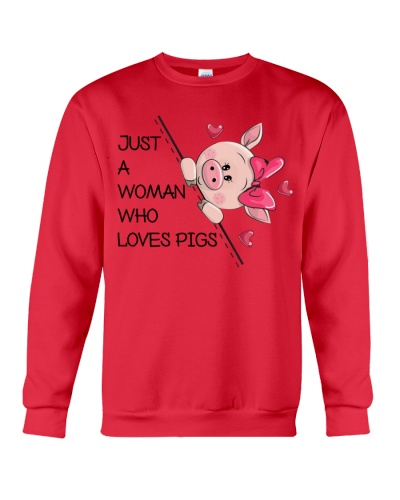 Pig  a woman loves