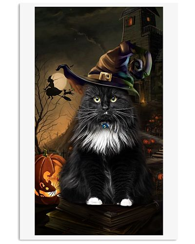 Cat halloween phone case