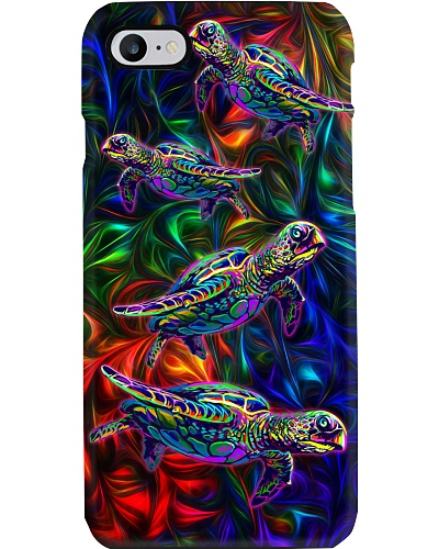 Turtle cosmic light color