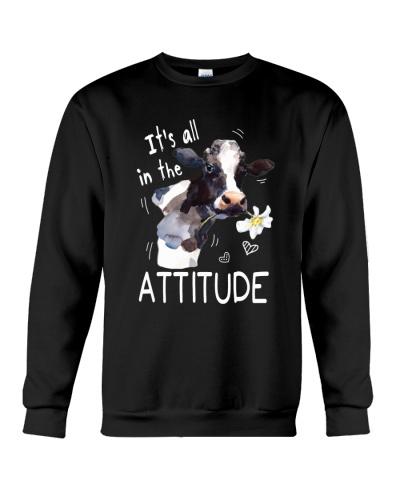 Cow it all in the attitude