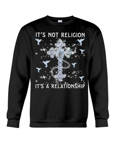 SHN Not religion a relationship Hummingbird shirt