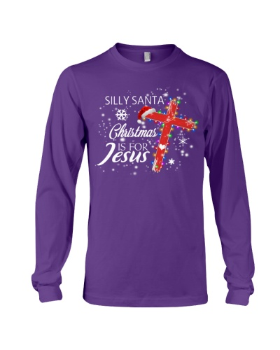 Silly Santa Cross