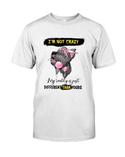 Im Not Crazy Pitbull