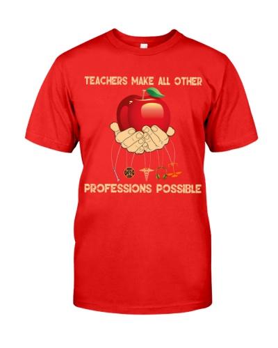 Teacher make all other