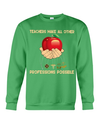 Teacher make all other