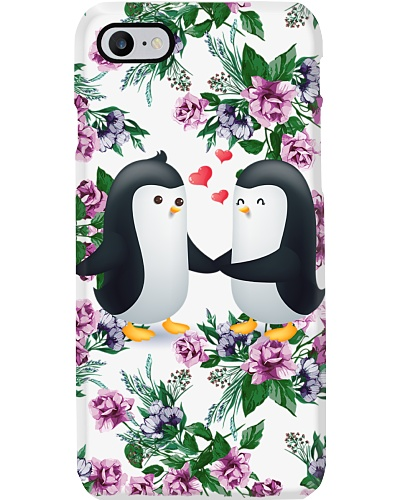 Penguin you are color of my flower  MG1110