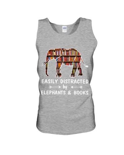 Elephant and book mug