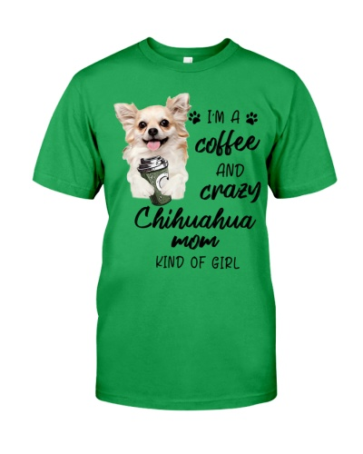 LT 9 Chihuahua mom kind of girl