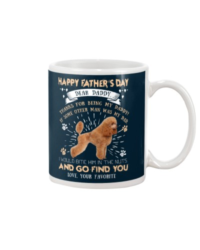 Poodle Dear Daddy