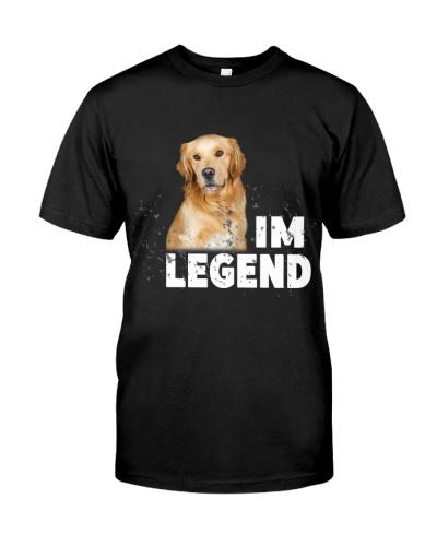 Golden Retriever Im Legend