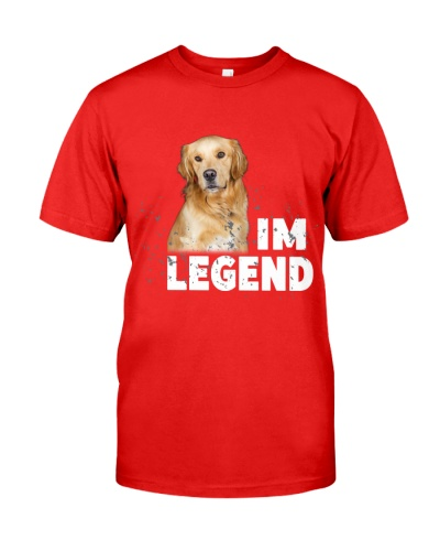 Golden Retriever Im Legend
