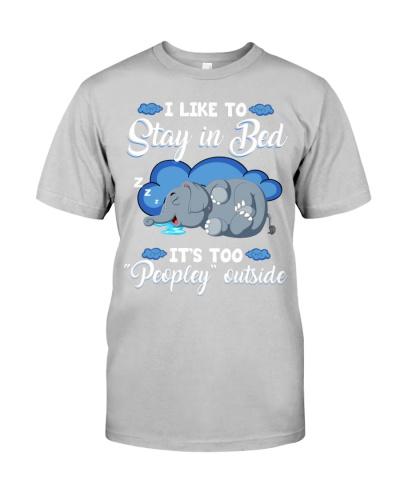 Elephant Peopley Outside