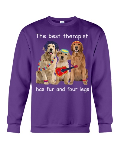 fn 5 golden retriever the best therapist