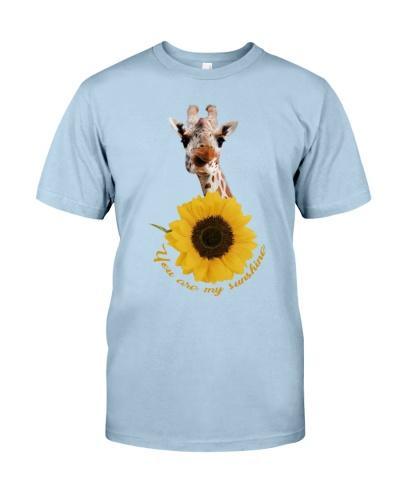 Giraffe You Are My- Sunshine