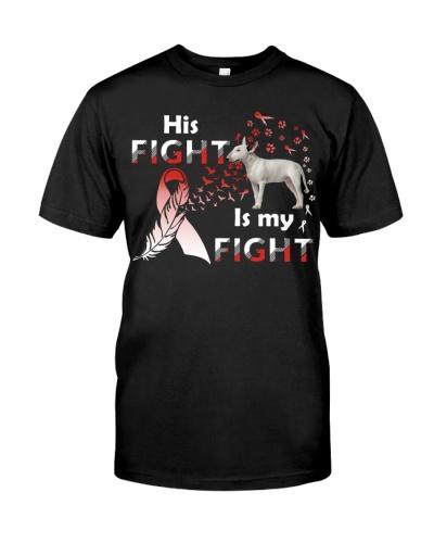 His Fight Bull Terrier