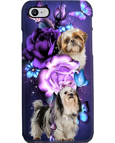 Shih tzu magical phone case