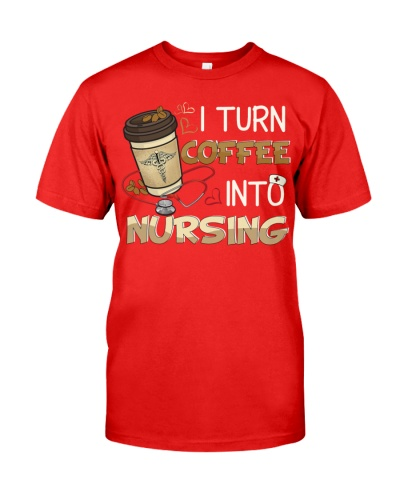 SHN 5 Turn coffee into Nursing Nurse