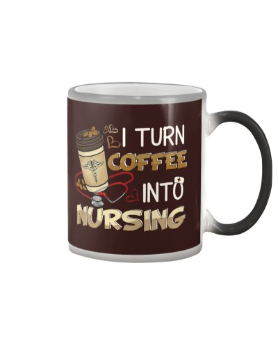 SHN 5 Turn coffee into Nursing Nurse