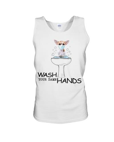Ln  8 chihuahua wash your damn hands