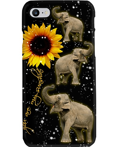 Elephant U r my sunshine phone case comeback