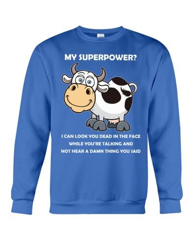 Cow My Superpower