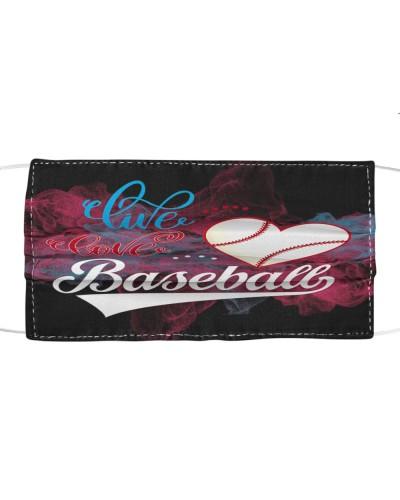 SHN Live love Baseball Ash background