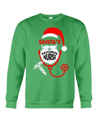 Santa's favorite nurse