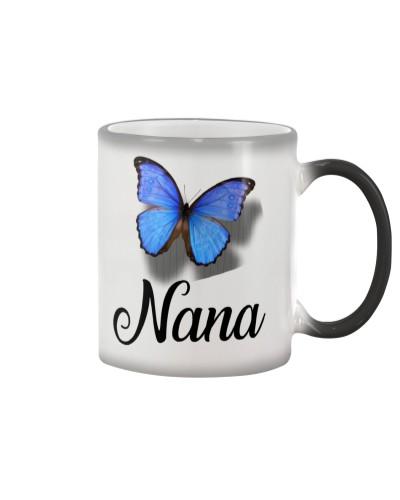 Grandkid nana