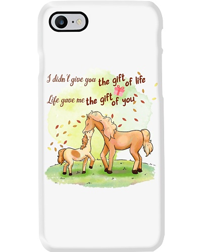 The Gift Of Life Horse