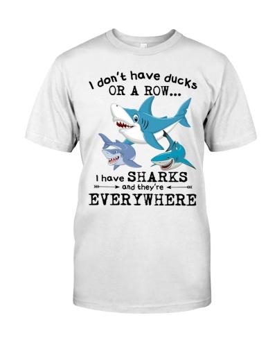 Shark everywhere