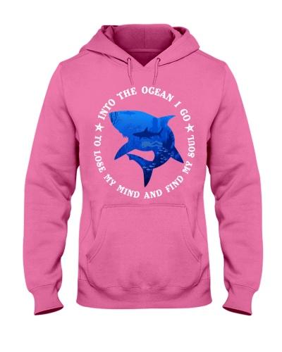 Into The Ocean Shark