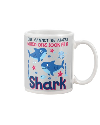 Shark Cannot Be Angry