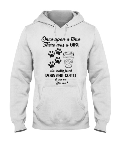 Dog and coffee it is me the end