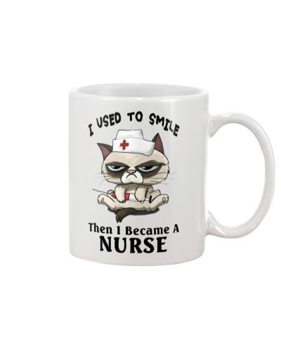 Cat i became a nurse