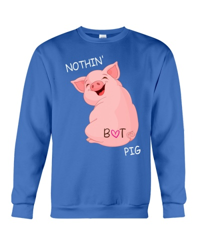 Ln pig nothing butt