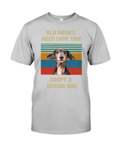 TH 30 Senior Dachshunds Need Love Too